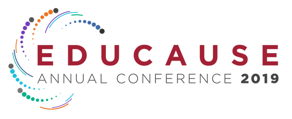 We're Going to EDUCAUSE 2019!
